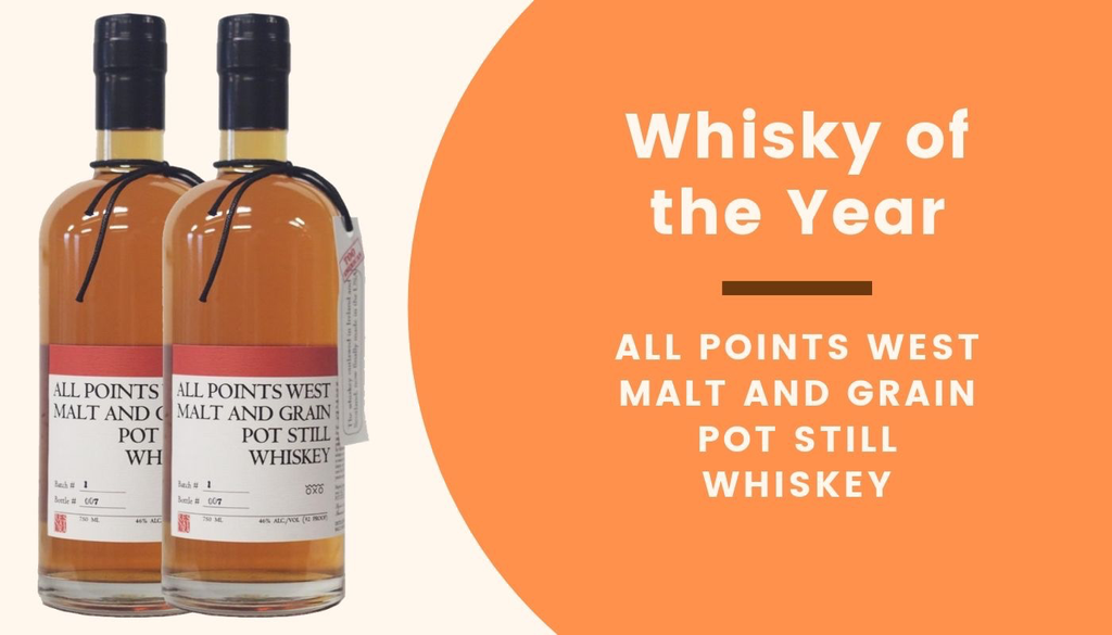 Spirits All Points West Malt and Grain Pot Still Whiskey