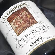 Wine Guigal Cote Rotie La Landonne 1978