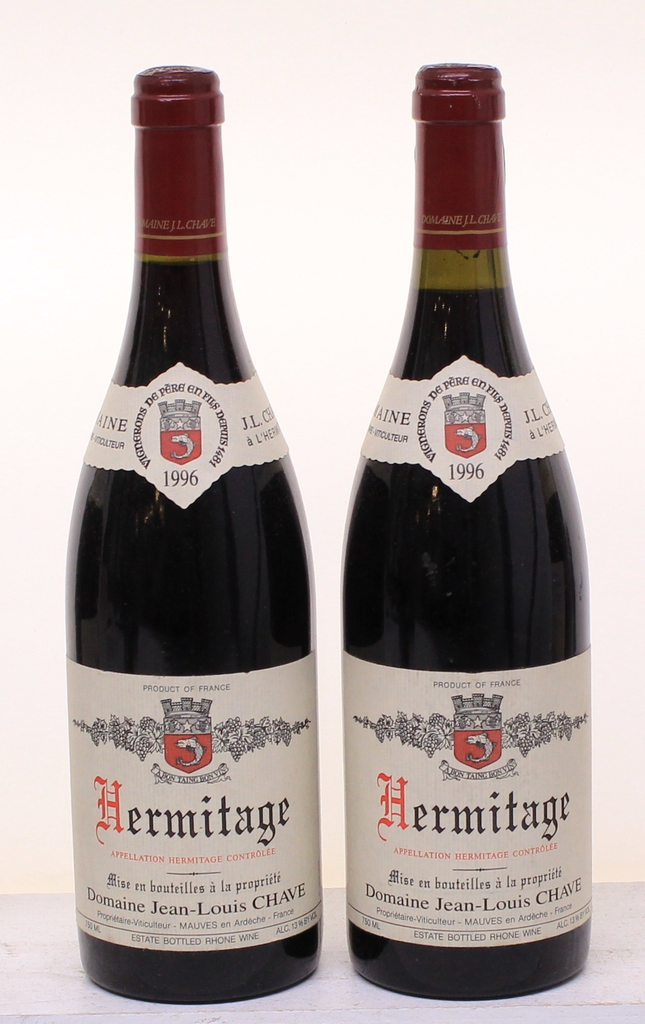 Wine JL Chave Hermitage Rouge 1996