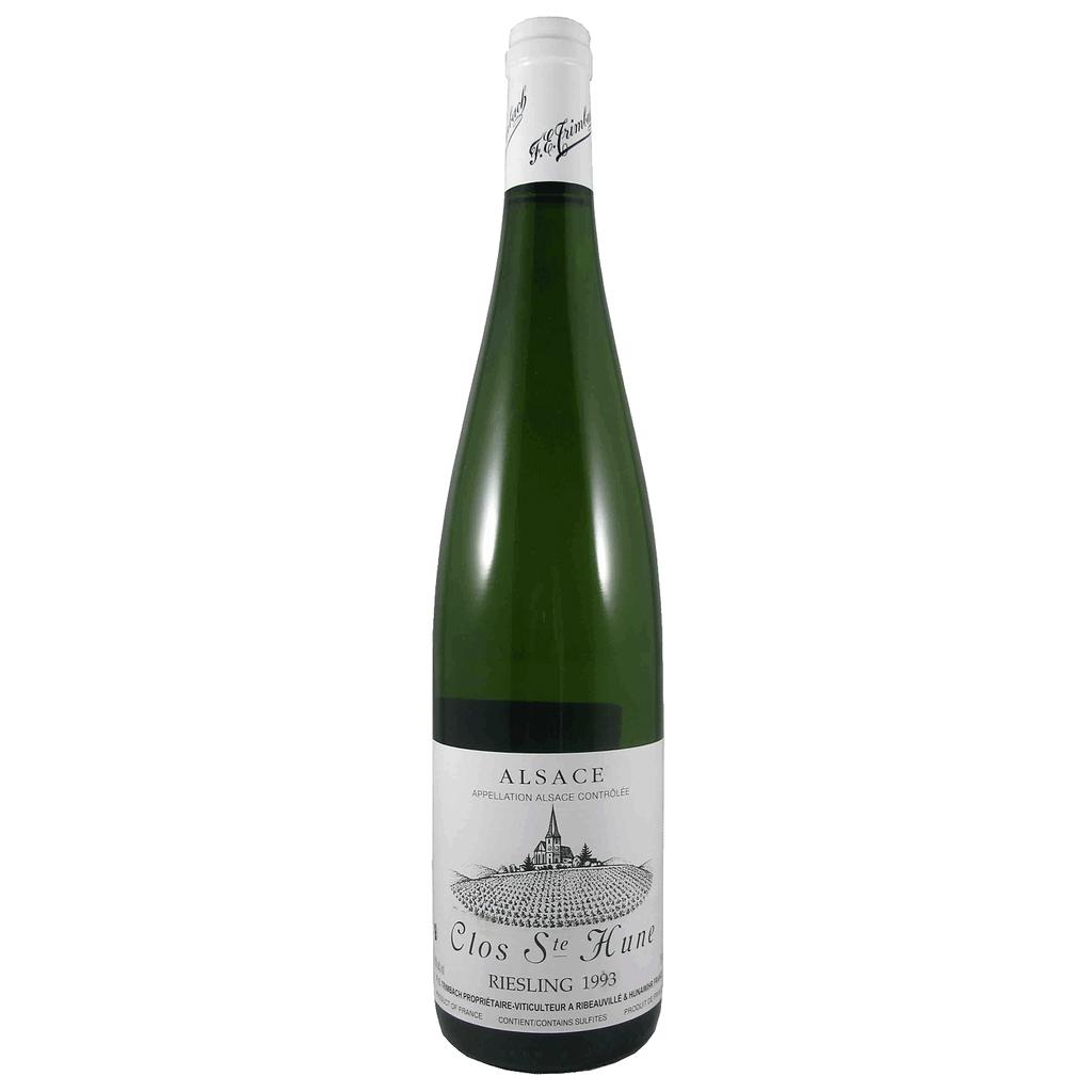 Wine Trimbach Riesling Clos Sainte Hune 1993