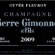 Sparkling Pierre Gimonnet & Fils Champagne Brut Blanc de Blancs Fleuron 1er Cru 2010