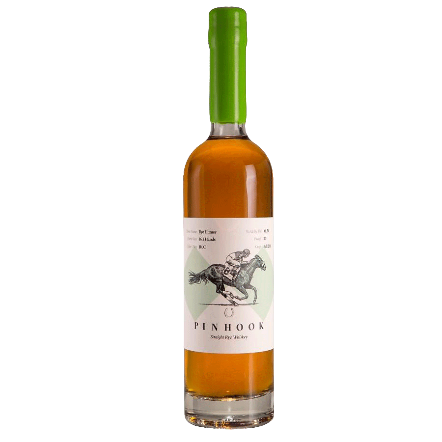 Spirits Pinhook Straight Rye 'The Rye Humor' Whiskey