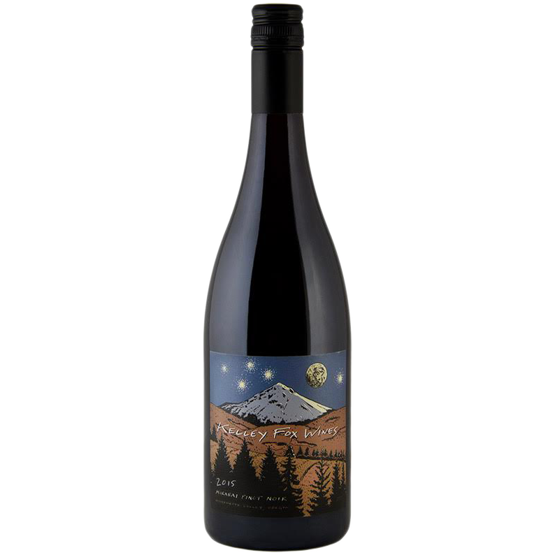 Wine Kelley Fox Wines Willamette Valley Pinot Noir Mirabai 2017