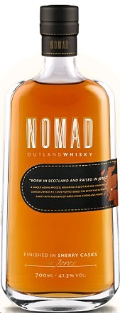 Spirits Nomad Whiskey Outland Finished in Sherry Casks