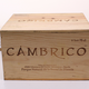 Wine Cambrico Tempranillo 2004