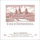 Wine Chateau Cos d'Estournel 1961