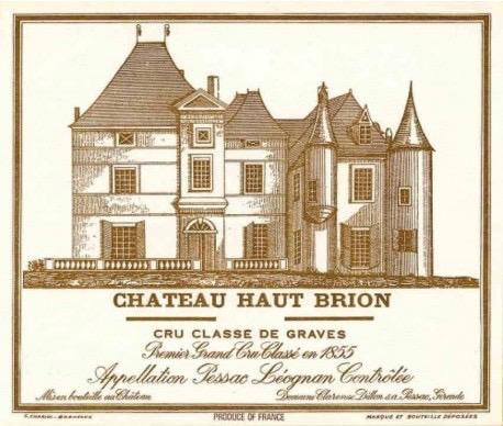Wine Chateau Haut Brion 1979 6L