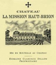 Wine Chateau La Mission Haut Brion 1979 3L