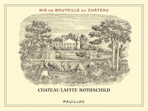 Wine Chateau Lafite Rothschild 1978 6L OWC