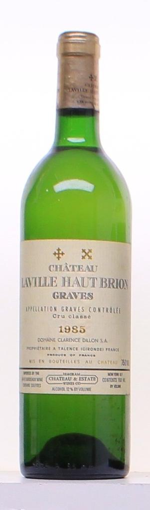 Wine Chateau Laville Haut Brion Blanc 1985