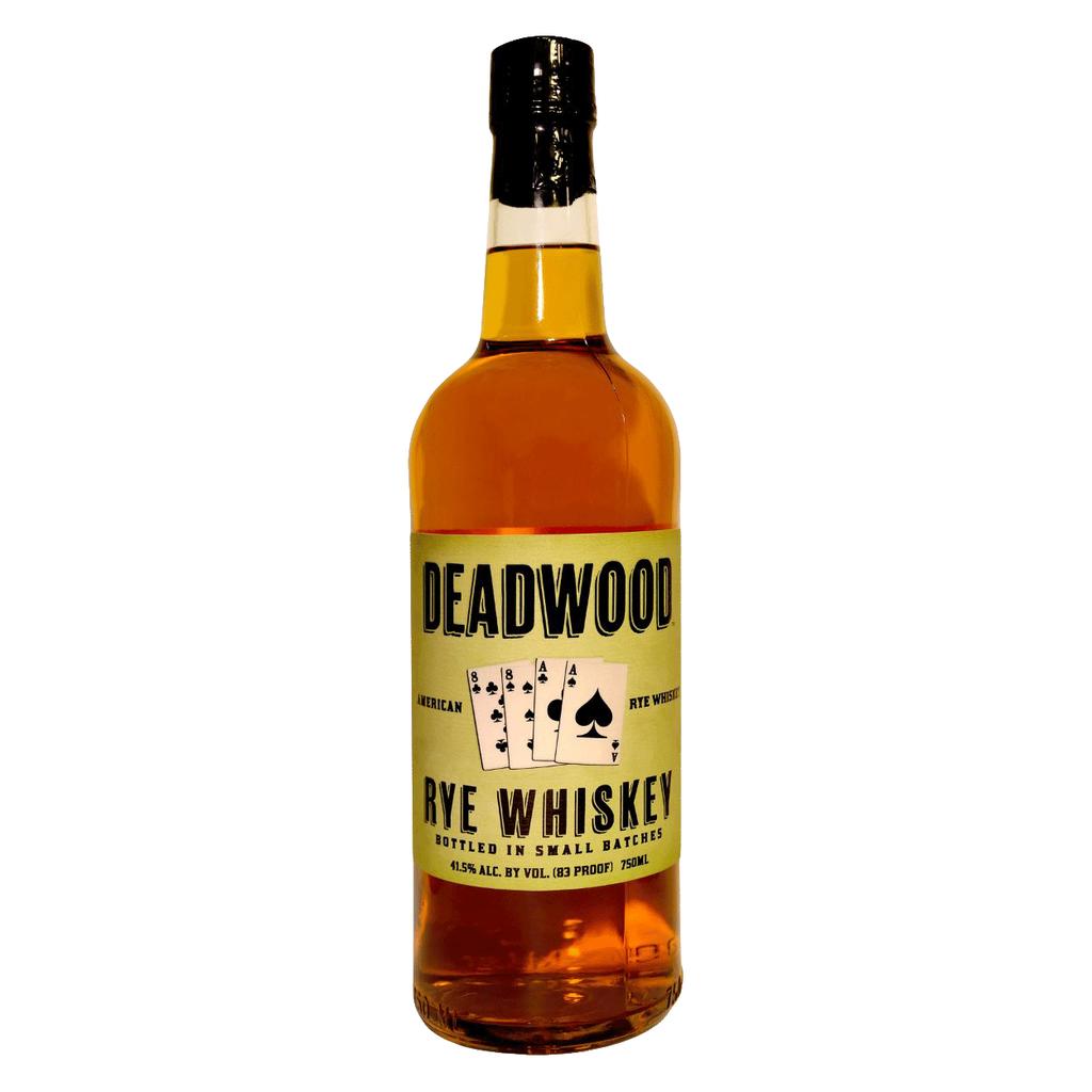 Spirits Proof & Wood Deadwood Rye