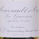 Wine Domaine Leroy Meursault Genevrieres Premier Cru 1985