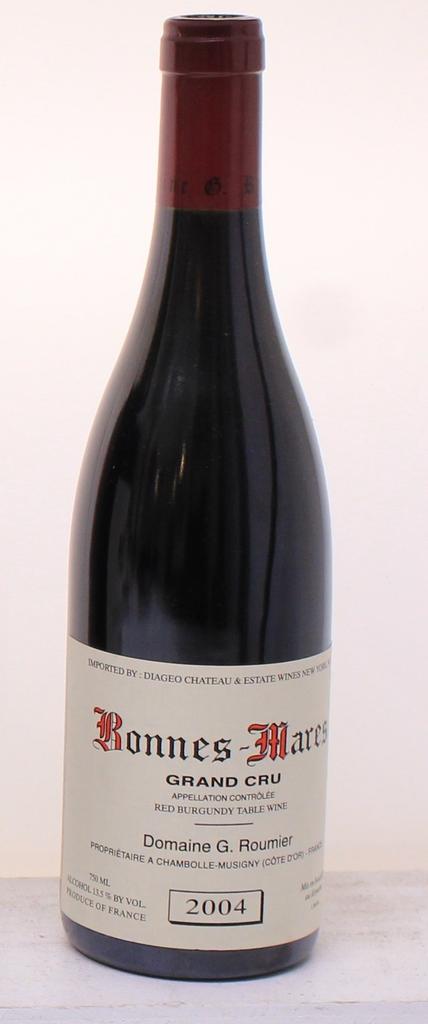 Wine Domaine Georges Roumier Bonnes Mares Grand Cru 2004