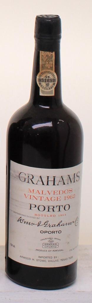 Wine Grahams Malvedos Centenary Vintage Port 1962