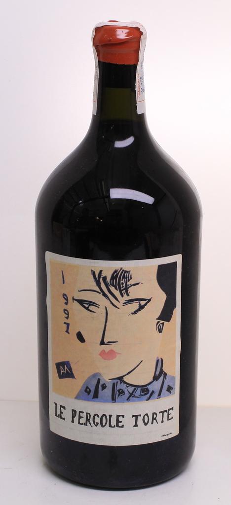 Wine Montevertine Le Pergole Torte 1997 3L owc