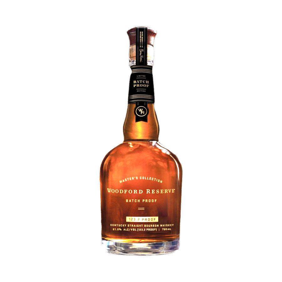 Spirits Woodford Reserve Master's Collection Batch Proof 123.2 Proof