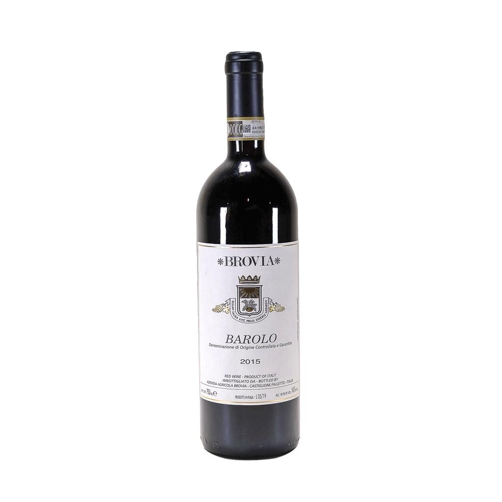 Wine Brovia Barolo 2015