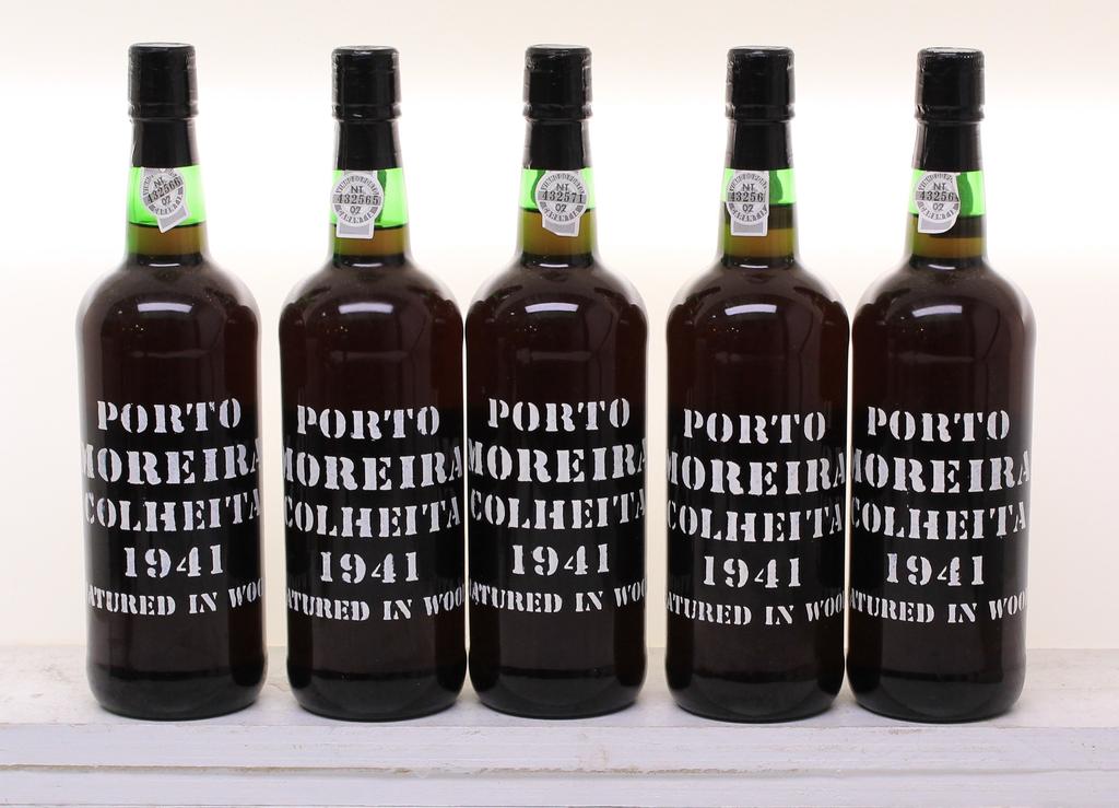 Wine Moreira Colheita Port 1941