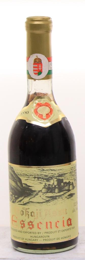 Wine Hungarovin Tokaji Aszu Essencia 1976 500ml