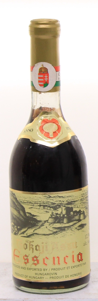 Wine Tokaji Aszu Essencia 1976 500ml