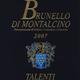 Wine Talenti Brunello di Montalcino 2012