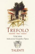 Wine Talenti Rosso Toscana Trefolo 2014