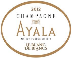 Sparkling Ayala Blanc de Blancs Champagne 2013