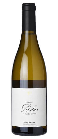 Wine Atalier by Raul Perez Riax Baixas a Cruz Das Animas Albarino 2018