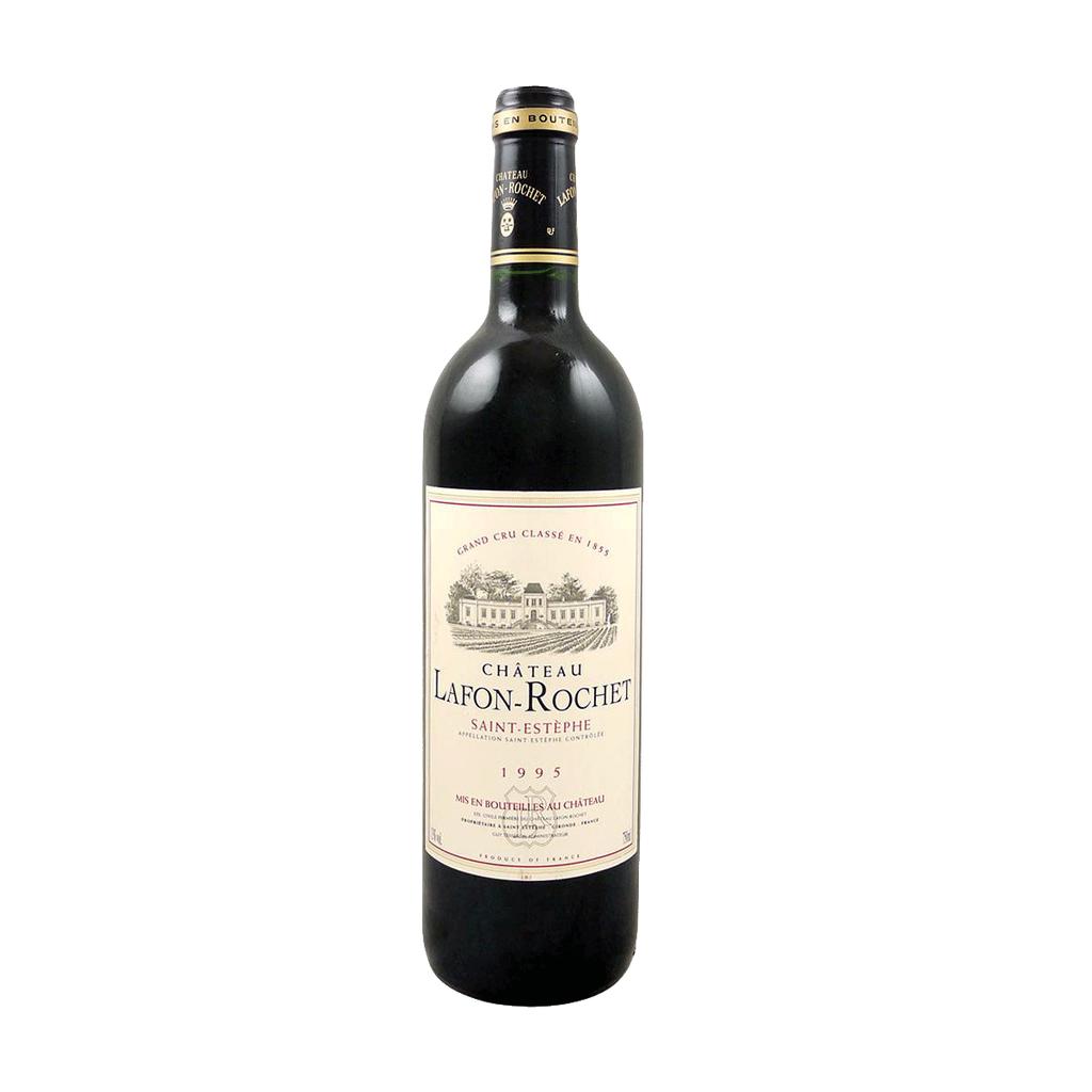 Wine Ch. Lafon Rochet 1995
