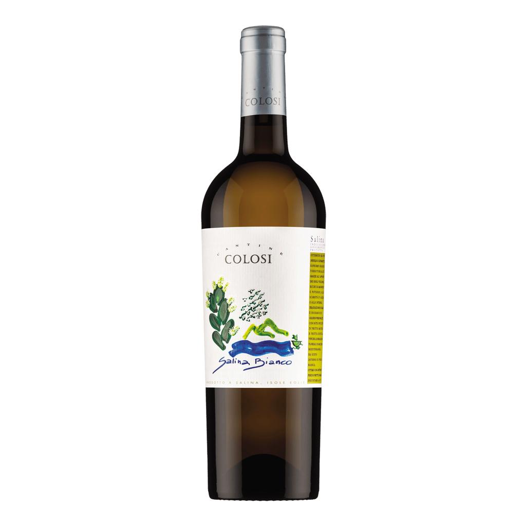 Wine Cantine Colosi Salina BIanco 2018