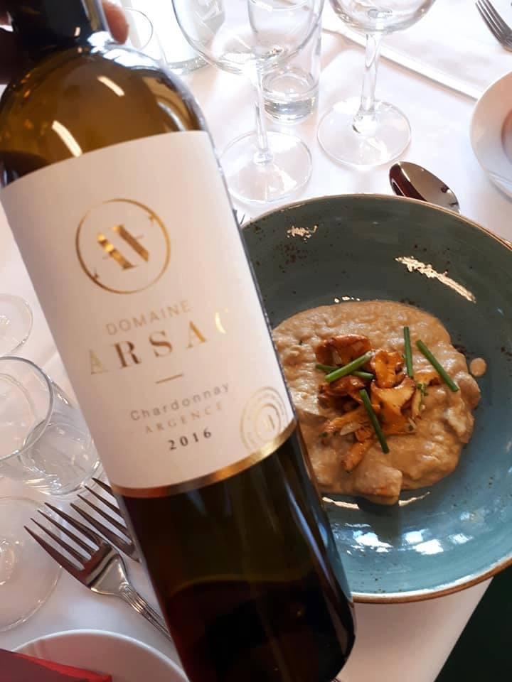 Wine Domaine Arsac Le Petite Chaumette 2018