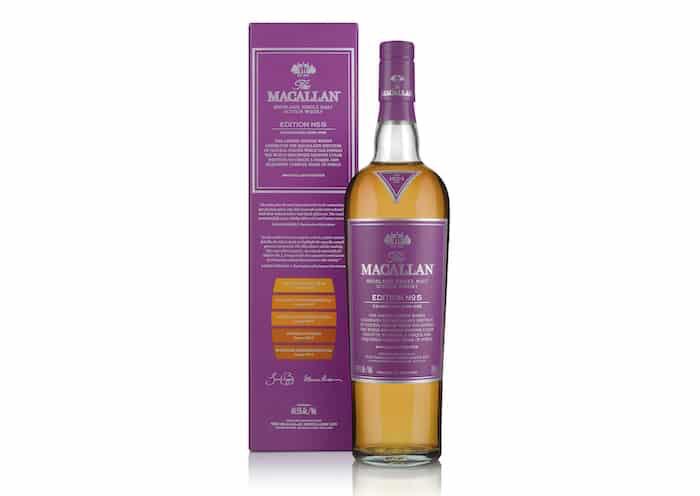 Spirits Macallan Edition No 5 Limited Edition