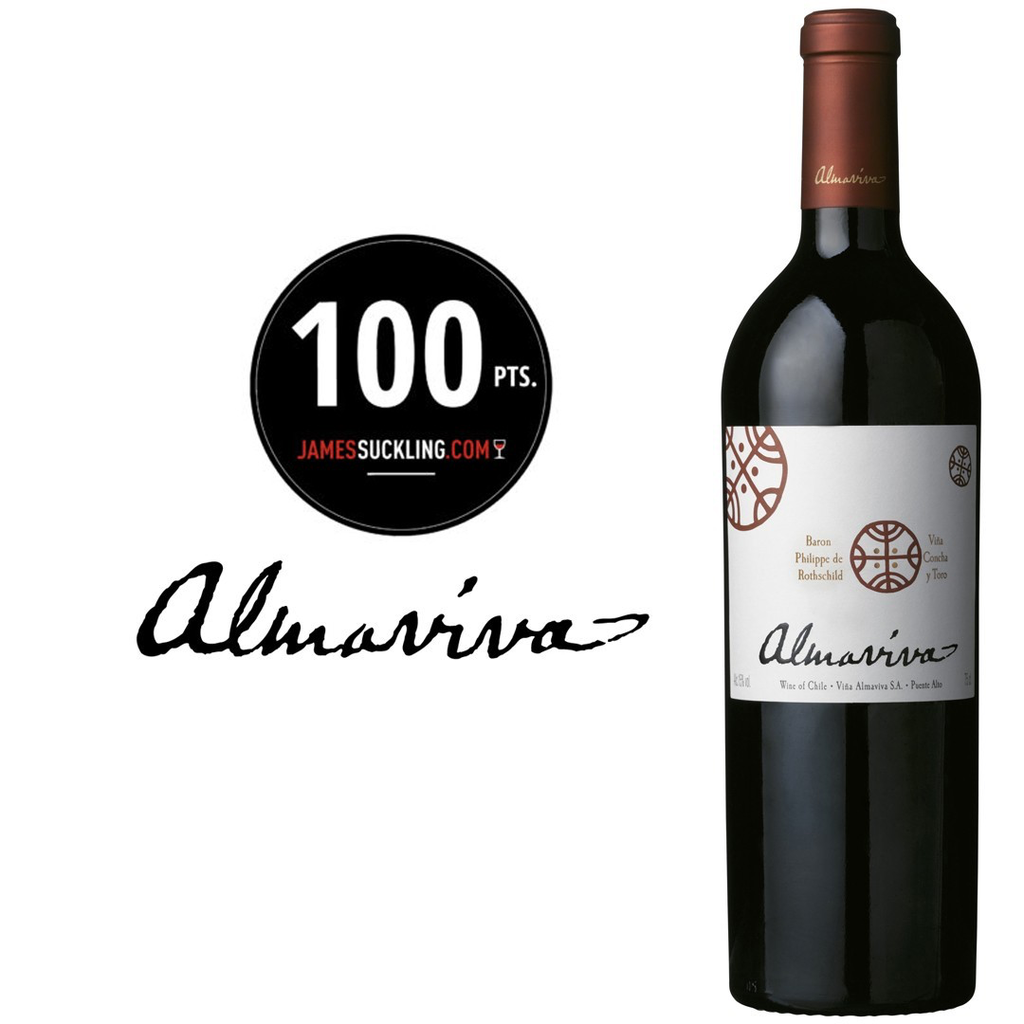 Wine Almaviva Puente Alto Red 2017