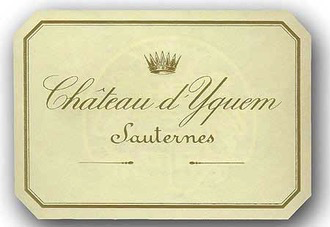 Wine Ch. d'Yquem 1996