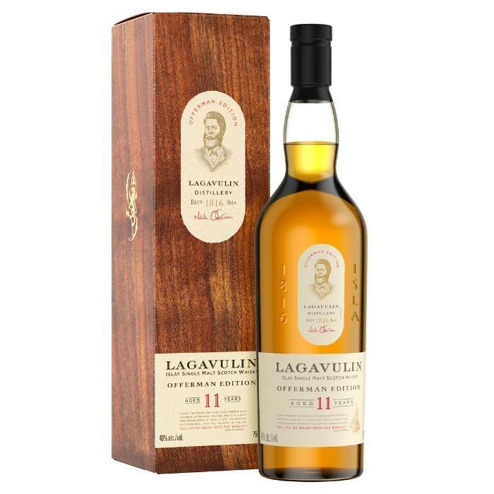 Spirits Lagavulin 11 Year Offerman Edition Single Malt Scotch