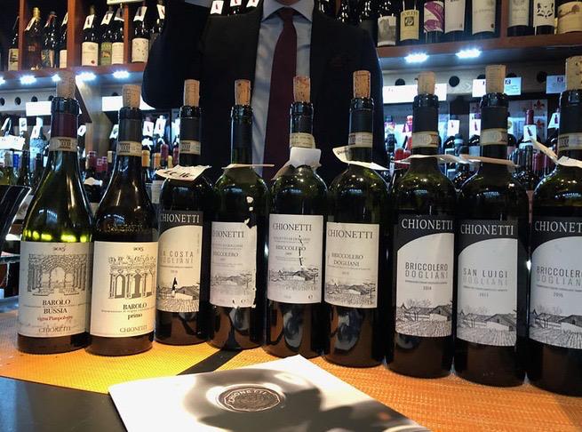 Wine Chionetti Barolo Bussia Pianpolvere 2015