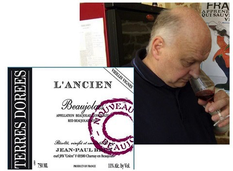 Wine Terres Dorees Beaujolais L'Ancien Vieilles VIgnes 2019