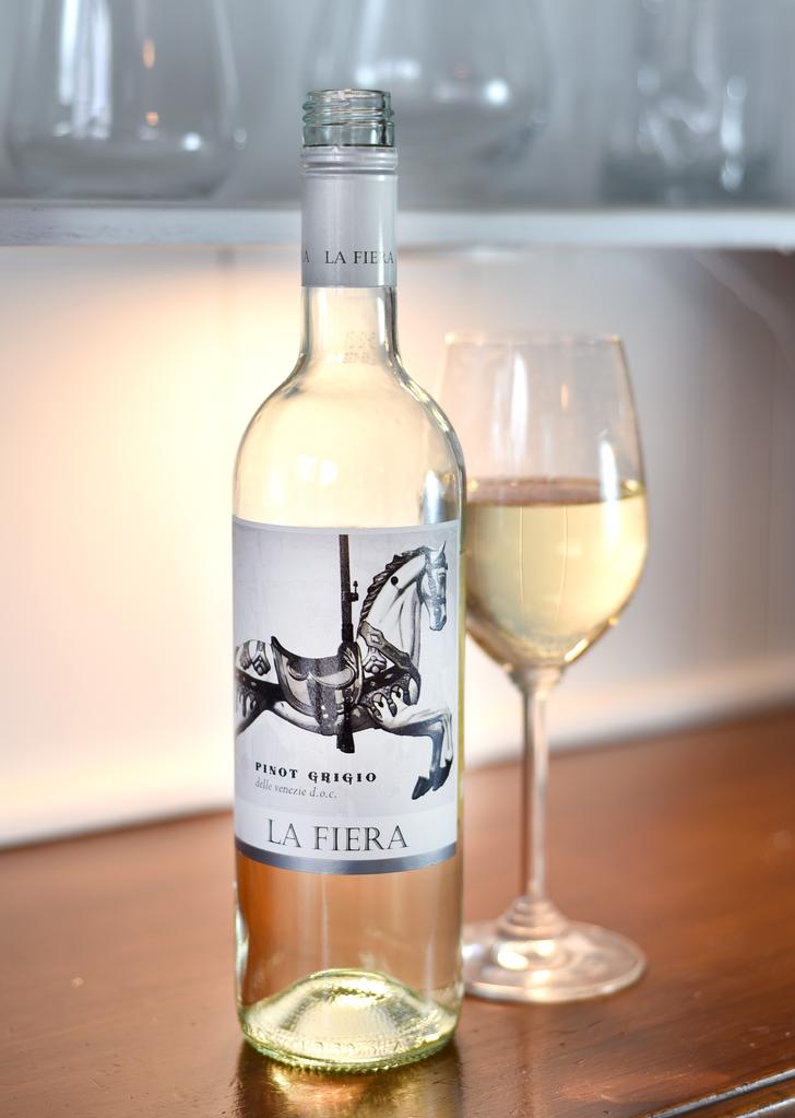 Wine La Fiera Delle Venezia Pinot Grigio 2018