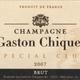Sparkling Gaston Chiquet Champagne Brut Special Club Millesime 2011