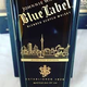 Spirits Johnnie Walker Blue Label New York Skyline Limited Edition