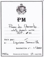 Spirits Paul Marie et Fils Pineau des Charentes