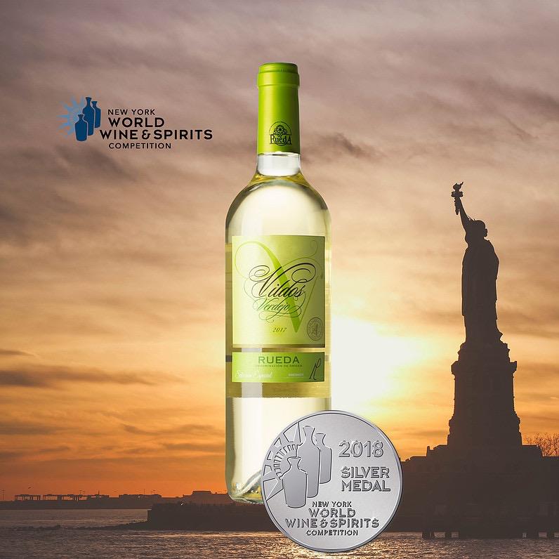 Wine Vildos Verdejo Rueda 2017 1.5L