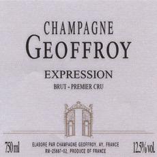 Sparkling Geoffroy Champagne Premier Cru Brut Expression 1.5L