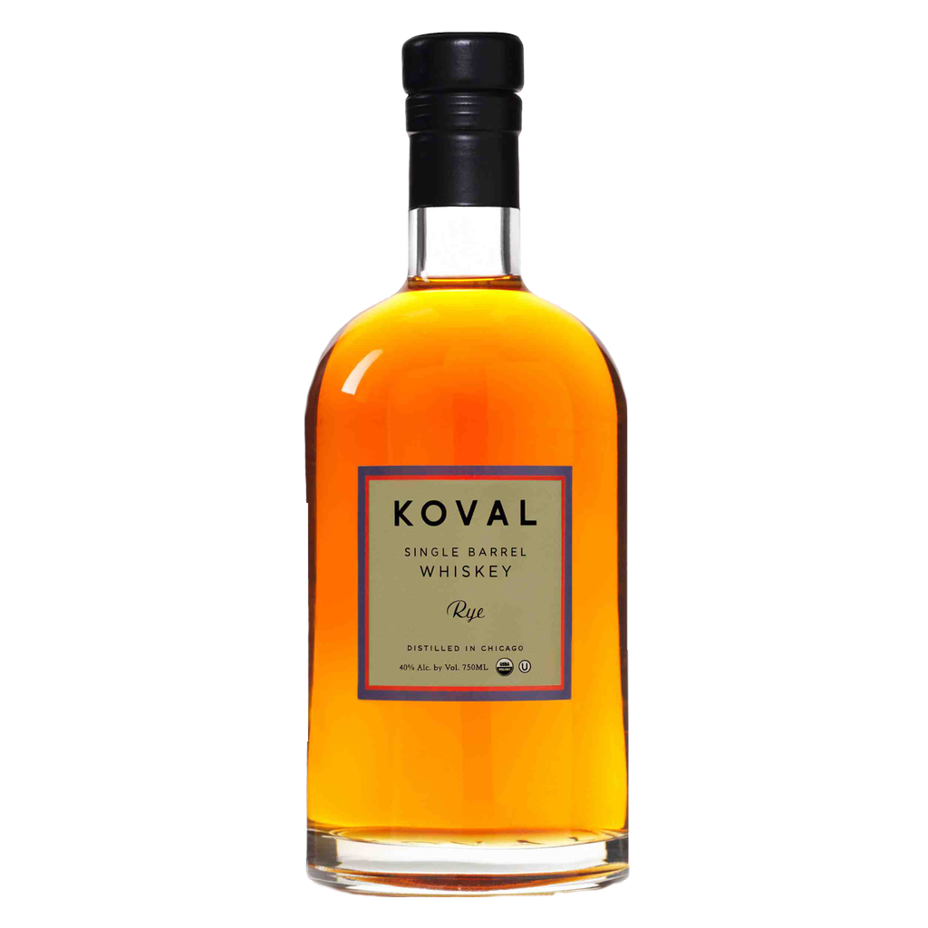 Spirits Koval Single Barrel Rye Whiskey