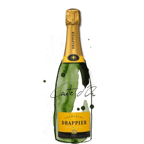 Sparkling Drappier Carte d'Or Champagne Brut