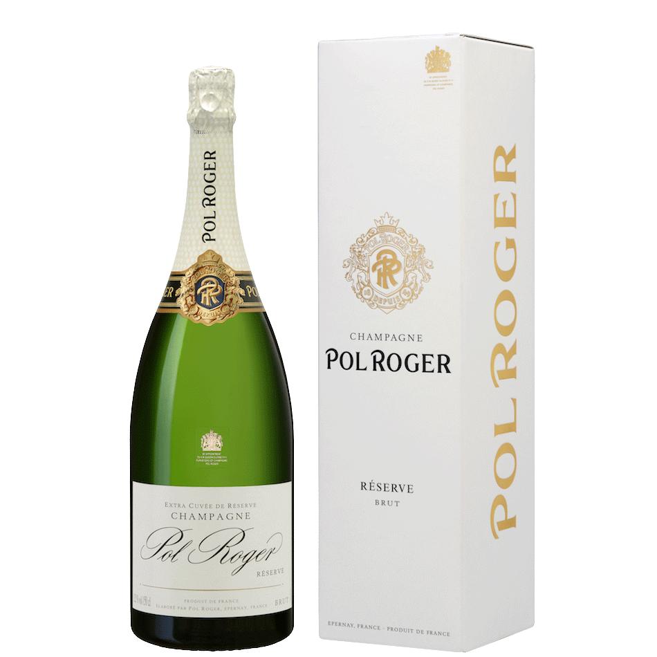 Sparkling Pol Roger Champagne Brut 1.5L