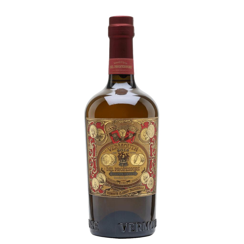 Spirits Del Professore Classico Tradizionale Vermouth Rouge