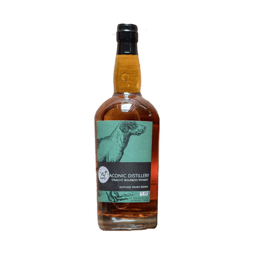 Spirits Taconic Distillery Straight Bourbon Dutchess Private Reserve