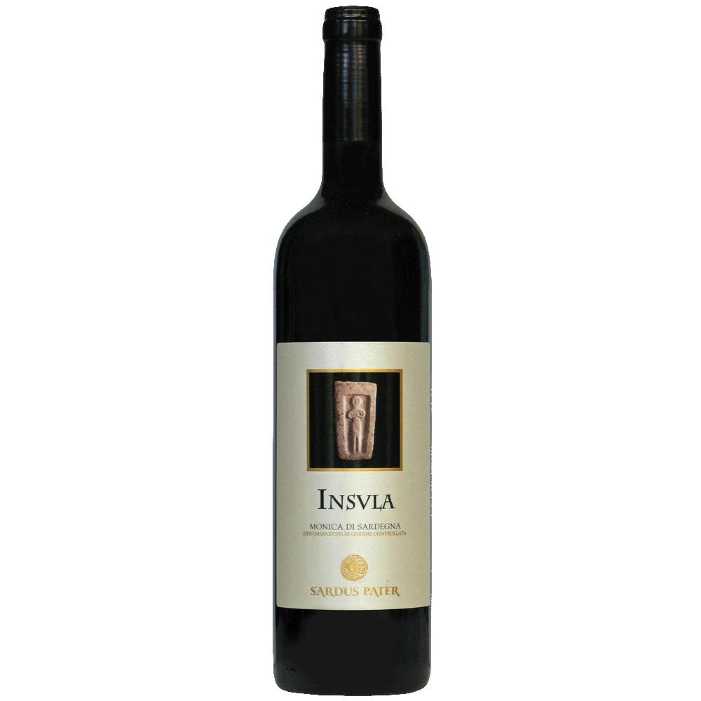 Wine Sardus Pater Insula Monica di Sardegna 2017