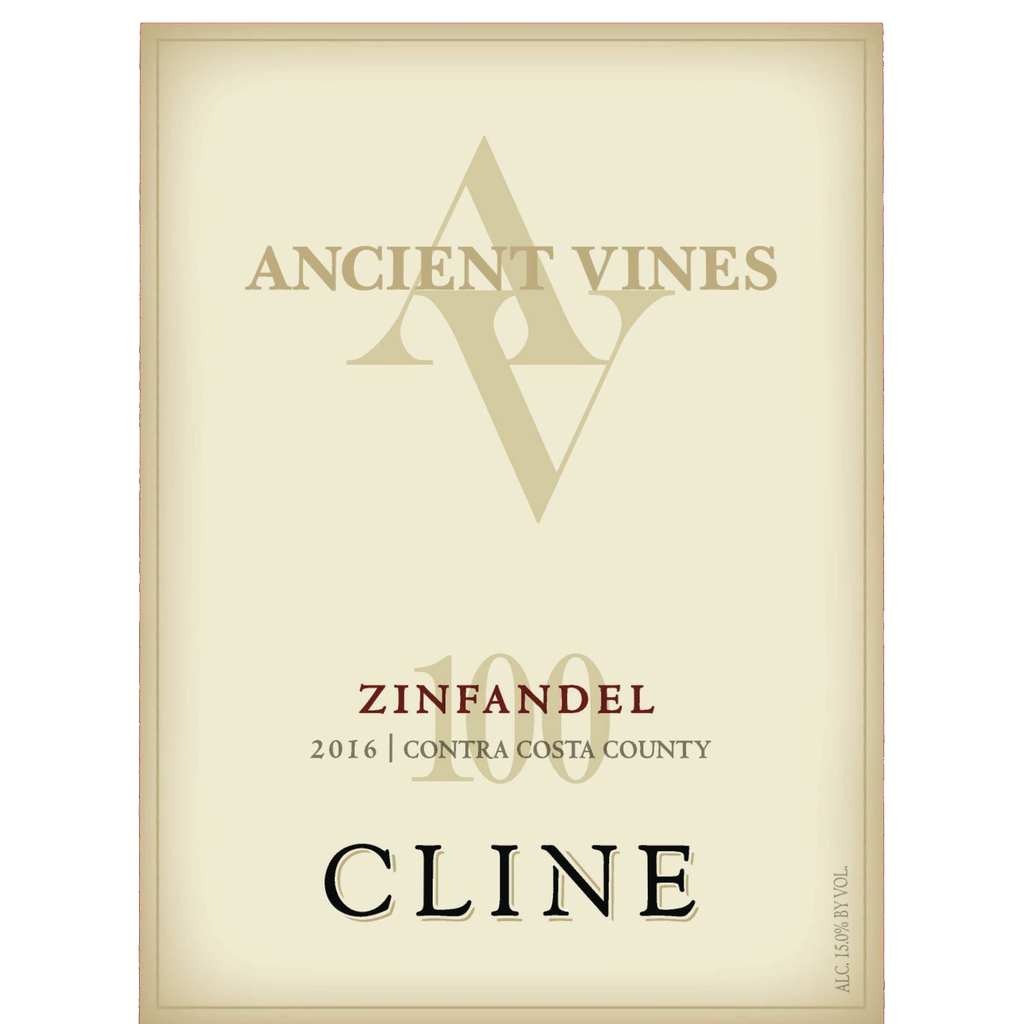 Wine Cline Cellars Zinfandel Ancient Vines 2017
